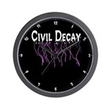 Civil decay clock