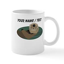 Custom Otter Mug