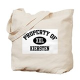 Property of Kiersten Tote Bag