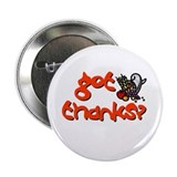 Got Thanks? (round) Button