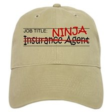 Job Ninja Insurance Baseball Cap