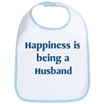 Husband : Happiness Bib