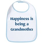 Grandmother : Happiness Bib