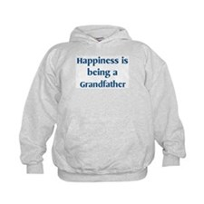 Grandfather : Happiness Hoodie