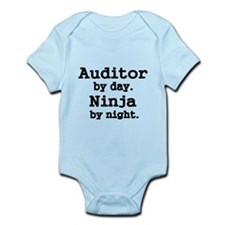 Auditor by day Body Suit