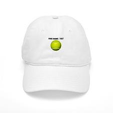 Custom Tennis Ball Baseball Cap