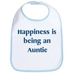 Auntie : Happiness Bib