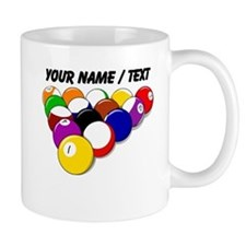 Custom Eight Ball Rack Mug