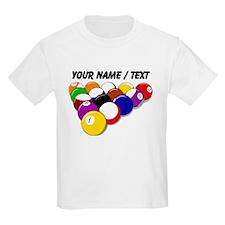 Custom Eight Ball Rack T-Shirt