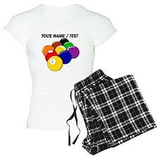Custom Nine Ball Rack Pajamas
