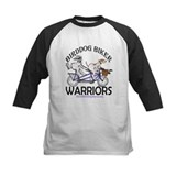 BIRDDOG BIKER WARRIORS Baseball Jersey