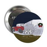 Route 66 Christmas Button
