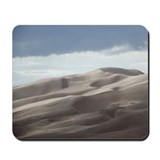 Funny Great sand dunes national park Mousepad