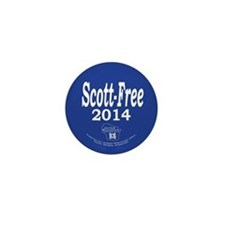 Scott-Free 2014 Mini Button (10 pack)