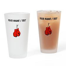 Custom Boxing Gloves Drinking Glass