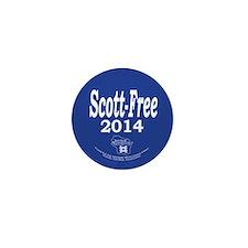 Scott-Free 2014 Mini Button