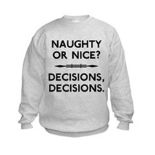 Naughty or Nice Jumpers