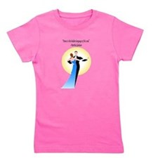 BallroomDanceCardTransparent.png Girl's Tee