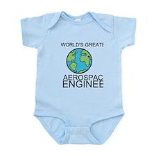 Worlds Greatest Aerospace Engineer Body Suit