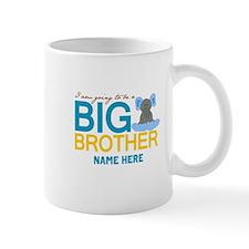 Add Name Big Brother Mug