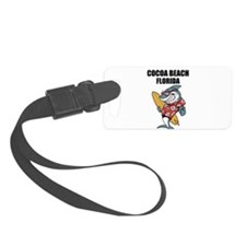 Cocoa Beach, Florida Luggage Tag