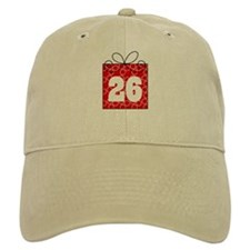 26th Birthday Mod Gift Baseball Cap