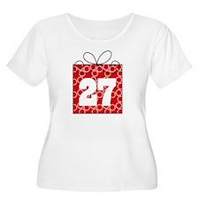 27th Birthday Mod Gift T-Shirt