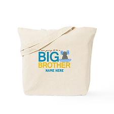 Add Name Big Brother Tote Bag