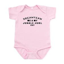 Jungle-curl Cat Designs Infant Bodysuit