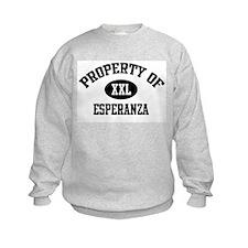Property of Esperanza Sweatshirt