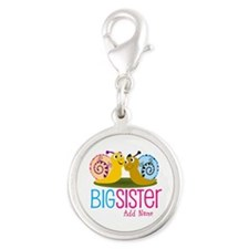 Add Name Big Sister Charms