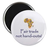 Afrogoodies 2.25&quot; Magnet (100 pack)