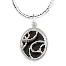 Femdom BDSM Triskeli... Necklaces for