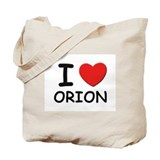 I love Orion Tote Bag
