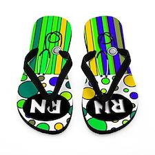 Registered Nurse Flip Flops