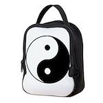 Yin Yang Neoprene Lunch Bag