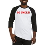 Go Uncle Baseball Jersey