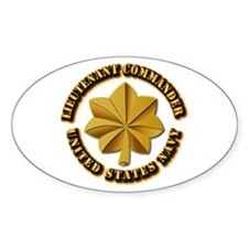 Navy - LCDR Decal