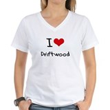I Love Driftwood T-Shirt