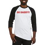 Go Daddy Baseball Jersey