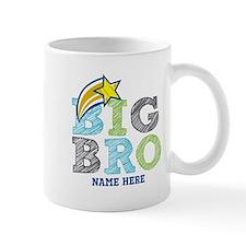 Star Big Bro Small Mug