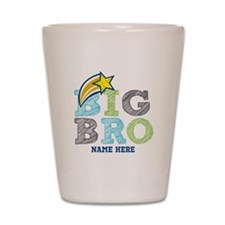 Star Big Bro Shot Glass