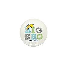 Star Big Bro Mini Button (10 pack)