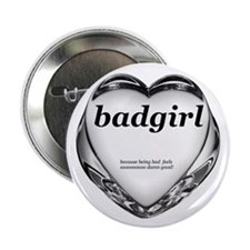 badgirl Button