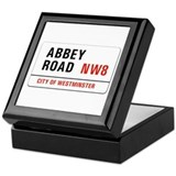 Abbey Road, London - UK Keepsake Box