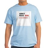 Abbey Road, London - UK Ash Grey T-Shirt