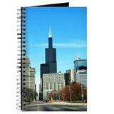Chicago View of Sear's Tower Journal
