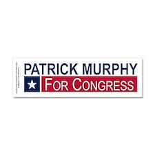 Elect Patrick Murphy Car Magnet 10 x 3