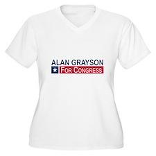 Elect Alan Grayson T-Shirt