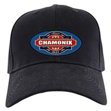 Chamonix Old Label Baseball Hat